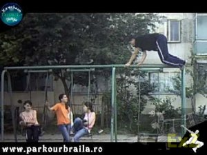 Parkour Braila - Tutoriale Sequence