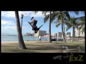Epic winter -  Video Hawaii Parkour - Freerunning.