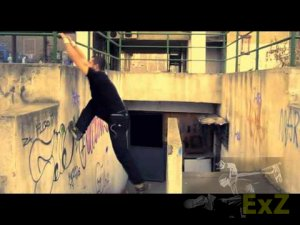 Parkour & Freerunning - Beyond Macedonia @ Outside Day..