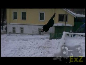 GORGEOUS LEITO Parkour/freeruning