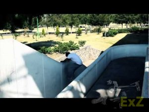 25km - Parkour & Freerunning